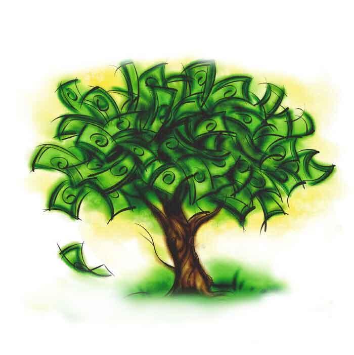 Väl använda pengar